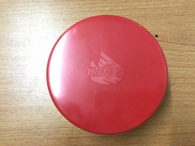 Còi đèn chớp báo cháy màu đỏ FD7204 24VDC Unipos