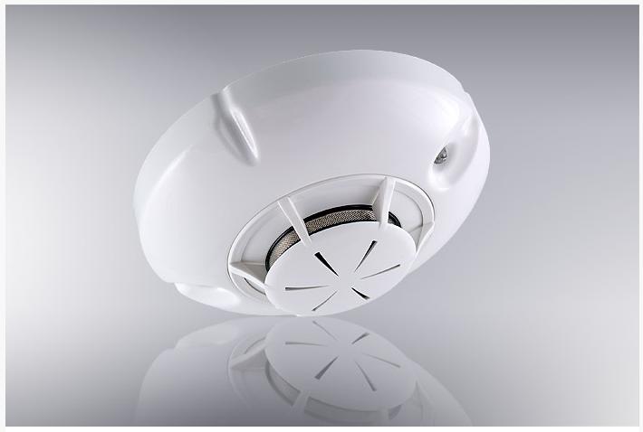 Đầu báo khói nhiệt kết hợp địa chỉ FD7160 Unipos