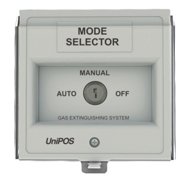 Công tắc chọn chế độ FD5302 Unipos
