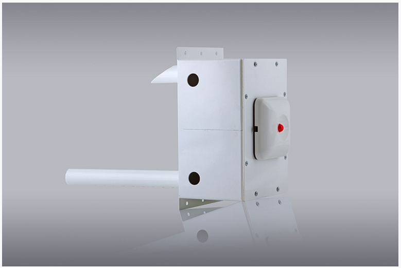 Đầu báo khói địa chỉ dùng trên đường ống gió YKB-02A Unipos