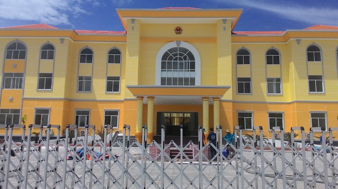 UBND Huyện Hồng Ngự Tỉnh Đồng Tháp