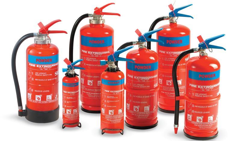 Bình chữa cháy ABC SRI FEX-105