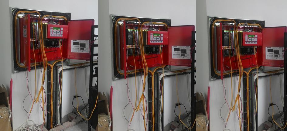 Trung tâm báo cháy địa chỉ 8 Loop FN-8127