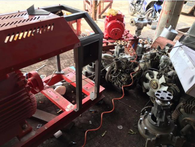 Máy bơm Diesel