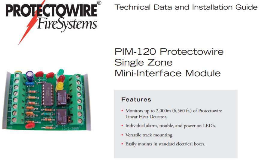 Module kế nối PIM-120